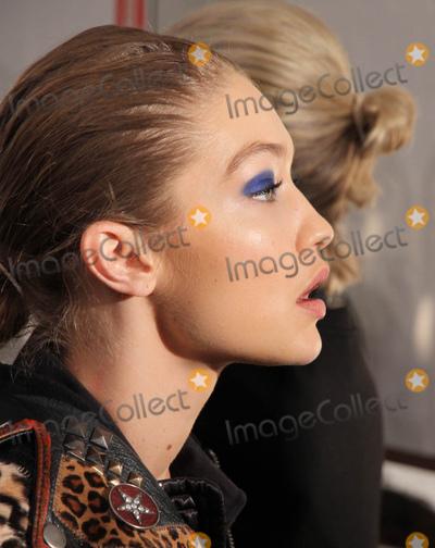 Photos From Gigi Hadid at Fashion Week in New York City