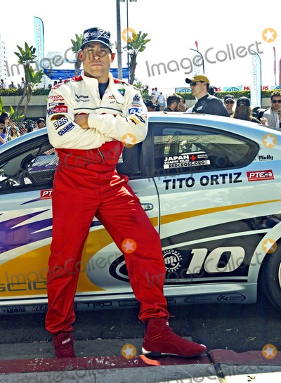 Tito Ortiz Photo - Celeb Long Beach Grand Prix