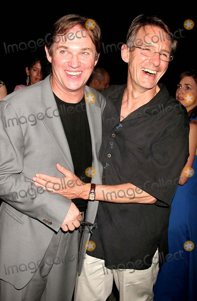 Richard Marks Photo - RICHARD THOMAS AND MARK LAMOS ARRIVING AT THE PUBLIC THEATERS SUMMER GALA AND OPENING NIGHT PARTY FOR SHAKESPEARE IN THE PARKS  AS YOU LIKE IT AT THE BELVEDERE CASTLE IN CENTRAL PARK IN NEW YORK CITY ON 07-12-2005  PHOTO BY HENRY McGEEGLOBE PHOTOS INC 2005K44085HMC