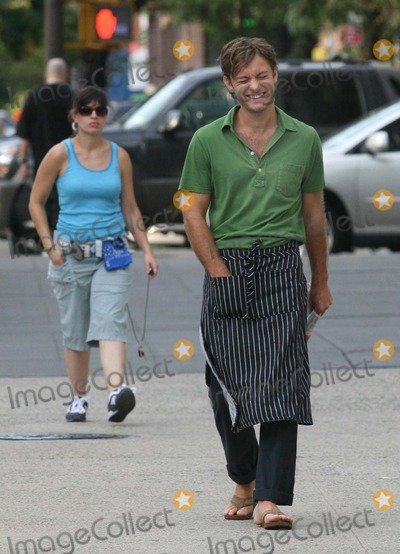 Jude Law,THE SET Photo - Jude Law - Archival Pictures - Adam Nemser - 105521