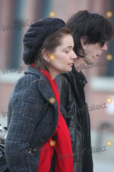 Ric Ocasek,Paulina Porizkova Photo - Exclusive-Paulina Porizkova - Archival Pictures - Adam Nemser - 106406