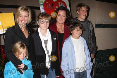 Kelly ODonnell Photo - Rosie ODonnell Kelli kids4899JPGNYC  011910Rosie ODonnell with former partner Kelli ODonnell and their 4 kids Parker ODonnell (14 12 years old) Chelsea ODonnell (12 12) Blake ODonnell (9 years old) and Vivienne ODonnell (7 years old) at a screening of her new HBO documentary A Family Is a Family Is a Family A Rosie ODonnell Celebration at the HBO officesDigital Photo by Adam Nemser-PHOTOlinknet