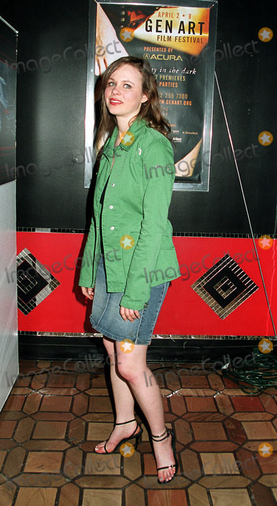Thora Birch Photo - New York Premiere of XXXY - After Party Pictured Thora Birch New York April 8 2003   Mandatory byline Jose PerezNY Photo Press     PAY-PER-USE          NY Photo Press    phone (646) 267-6913     e-mail infocopyrightnyphotopresscom