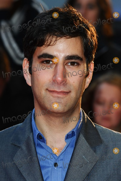 Andrew Litvin Photo - Andrew Litvin at the premiere for Ginger and Rosa being shown as part of the London Film Festival 2012 Odeon West End London 13102012 Picture by Steve Vas  Featureflash