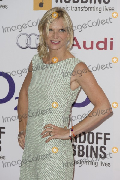 Jo Whiley Photo - Silver Clef Awards 2012