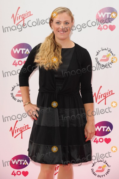 Angelique Kerber Photo - Angelique Kerber arriving for the WTA Pre-Wimbledon Party 2013 at the Kensington Roof Gardens London 20062013 Picture by Steve Vas  Featureflash