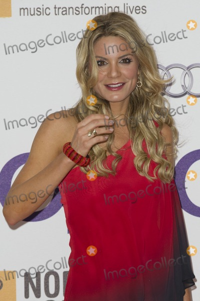 Charlotte Jackson,Jacksons Photo - Silver Clef Awards 2012