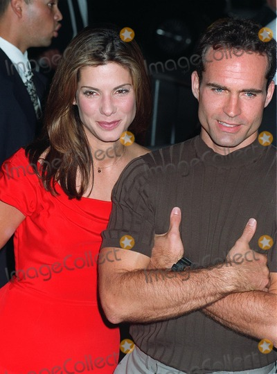 Jason Patric,Sandra Bullock Photo - Speed 2 Cruise Control