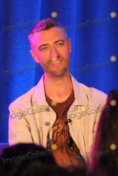Sean Gunn Photo - Guardians of the Galaxy Vol2 Press Conference