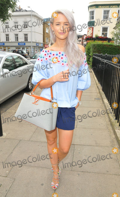 Victoria Magrath Photos - LondonUK  Victoria Magrath at the Tanya Bakes debut cookbook launch party  private dinner Number Sixteen Sumner Place London 30 June 2016 RefLMK315-60783-010716  Can NguyenLandmark Media WWWLMKMEDIACOM