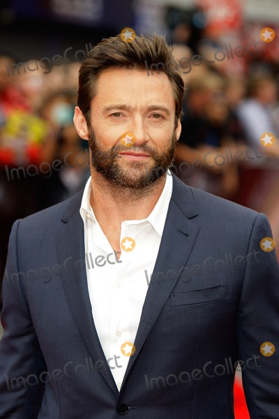 Hugh Jackman Photos - London UK  160713Hugh Jackman at The UK Premiere of The Wolverine held at the Empire Leicester Square in London16 July 2011Ref LMK12-00000-170713J Adams  Landmark Media WWWLMKMEDIACOM