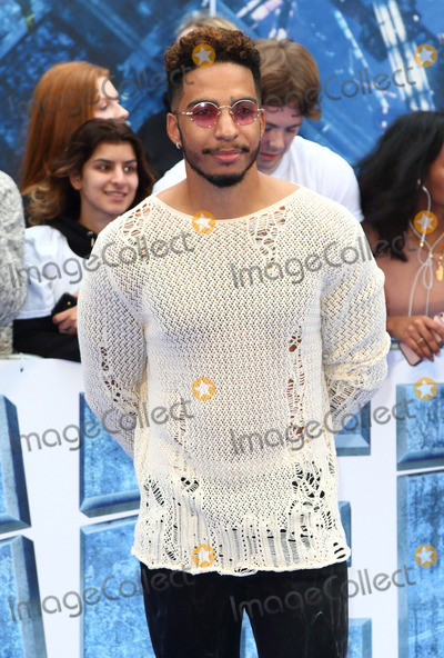 Photo - London UK Troy at Valerian And The City Of A Thousand Planets - European film premiere - at the Cineworld Empire Leicester Square London on July 24th 2017Ref LMK73-J558-250717Keith MayhewLandmark MediaWWWLMKMEDIACOM