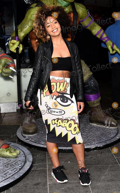 Jade Avia Photos - London UK Jade Avia  at A VIP Screening of Teenage Mutant Ninja Turtles - Out Of The Shadows held at Vue Westend Leicester Square London on Sunday 29 May 2016 Ref LMK392-60613-300516Vivienne VincentLandmark Media WWWLMKMEDIACOM