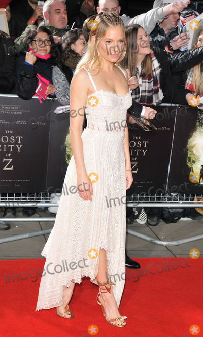 Photos From The Lost City of Z UK Premiere