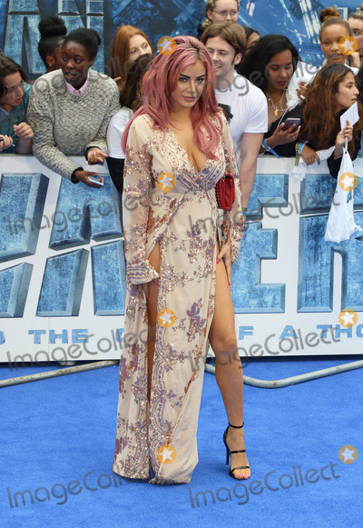 Carla Howe Photos - London UK Carla Howe at Valerian And The City Of A Thousand Planets - European film premiere - at the Cineworld Empire Leicester Square London on July 24th 2017Ref LMK73-J558-250717Keith MayhewLandmark MediaWWWLMKMEDIACOM