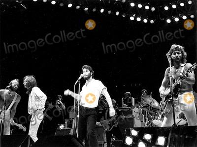 The Bee GEES Photo - The Bee Gees and John Travolta 1979 Bob ShermanGlobe Photos Inc Beegeesretro