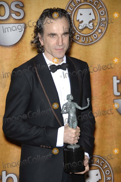 Daniel Day-Lewis Photo - 14th Annual Screen Actors Guild Awards Pressroom