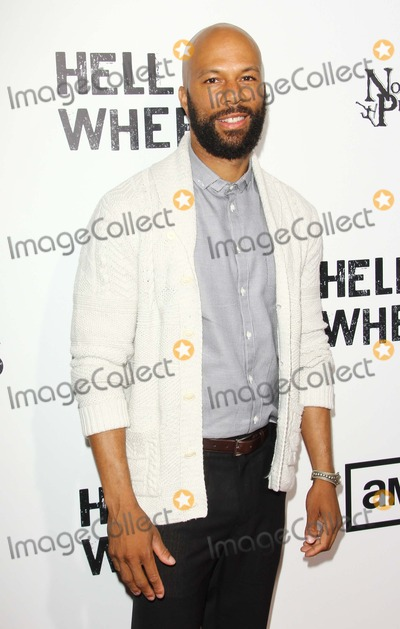 Common Photo - Hell on Wheels Season 2 Premiere