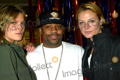 Damon Dash Photo - Knick Bowl 5 Presented by Rocawears Team Roc to Benefit Red Holzman Knicks Cheering For Children Foundation at Chelsea Piers  New York City 03312004 Photo by Sonia MoskowitzGlobe Photosinc May Anderson_damon Dash_bridget Hall