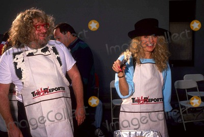 Bruce Vilanch,Dyan Cannon Photo - Archival Pictures - Globe Photos - 47744