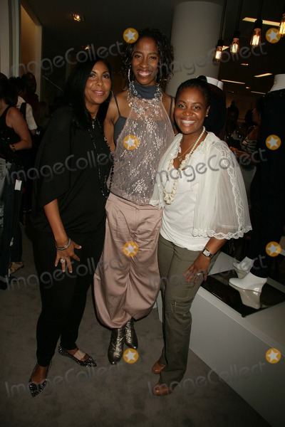 Cookie Johnson,Shondrella Avery Photo - Cookie Johnsons Champagne Celebration For the Launch of Cj by Cookie Johnson