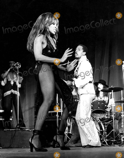 Tina Turner Photo - Tina and Ike Turner Supplied by Globe Photos Inc