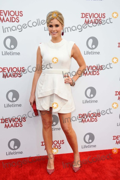 Bel-Air,Brianna Brown Photo - The Lifetime Original Series Devious Maids Premiere Party