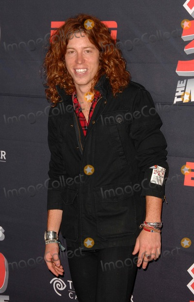 Shaun White Photo - X Games 3d the Movie LA Premiere