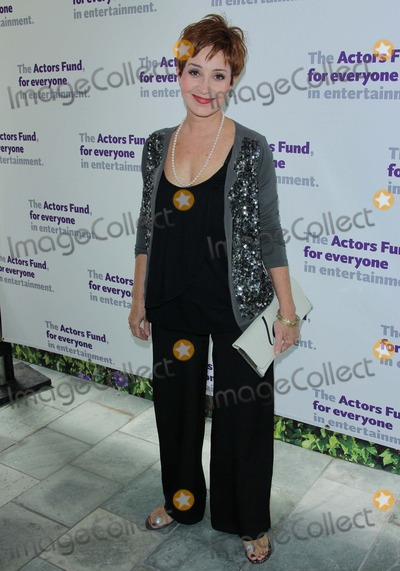 Annie Potts,Elizabeth Mcgovern,Elizabeth McGovern_ Photo - 66th Annual Tony Awards Party 2012