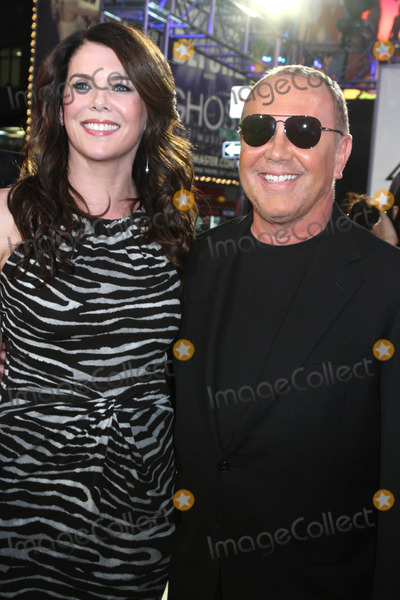Lauren Graham,Michael Kors Photo - Project Runway 10th Anniversary Show - NYC