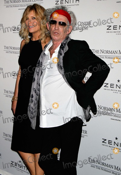 Keith Richards,Norman Mailer Photo - Norman Mailer Centers Third Annual Benefit Gala in New York