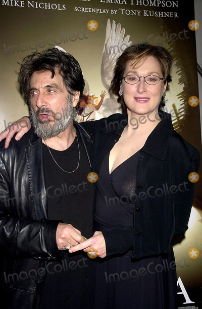 Al Pacino,Meryl Streep,Meryl  Streep Photo - Archival Pictures - Globe Photos - 78456
