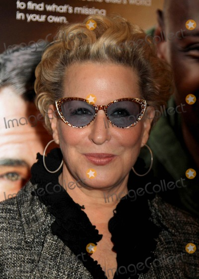 Bette Midler,Harvey Weinstein Photo - The Intouchables Screening-nyc