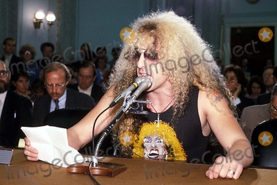 Lyric,Twisted Sister,Dee Snider Photo - Archival Pictures - Globe Photos - 58432