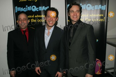 John Tartaglia Photo - Imaginocean Opening Night New York City