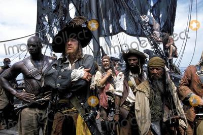 Geoffrey Rush Photo - Pirates of the Caribbean  Curse of the Black Pearl Movie Stills Supplied by Globe Photos Inc Geoffrey Rush Disneywars