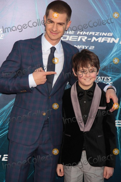Pictures From Premiere of ''the Amazing Spider-man 2'' at ...