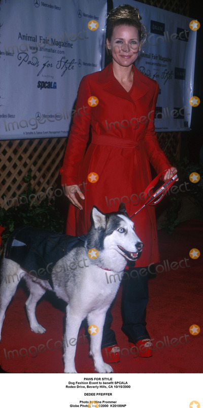 Dedee Pfeiffer Photo - Archival Pictures - Globe Photos - 94268