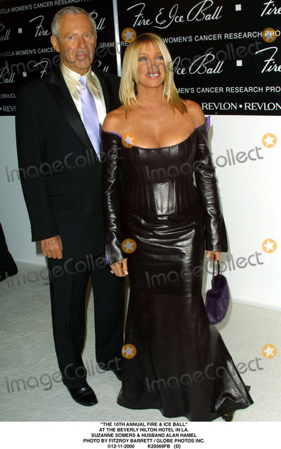 Suzanne Somers,Alan Hamel Photo - Archival Pictures - Globe Photos - 87271