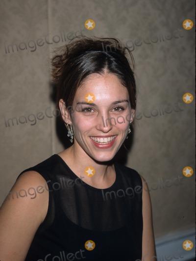 Amy Jo Johnson Photo - Amy Jo Johnson Take a Chance with the Stars at Lax Westin Hotel 1998 K13685fb Photo by Fitzroy Barrett-Globe Photos Inc