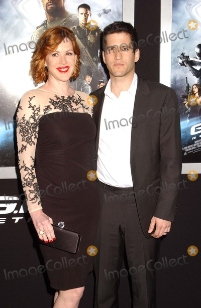 Molly Ringwald Photo - GI Joe  Retaliation Premiere