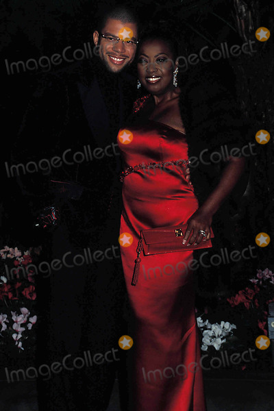 Clive Davis,Star Jones Photo - Archival Pictures - Globe Photos - 54274