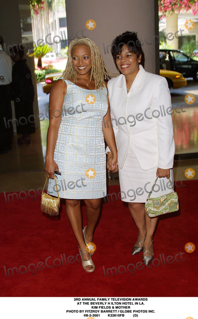 Kim Fields mother chip fields