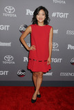 Amy Okuda Photo - 26 September 2015 - West Hollywood California - Amy Okuda ABC TGIT Premiere Red Carpet Event held at Gracias Madre Photo Credit Byron PurvisAdMedia