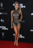 Emma Slater Photo - 22 November 2016 - Los Angeles California Emma Slater ABCs Dancing With The Stars Season 23 Finale held at The Grove Photo Credit Birdie ThompsonAdMedia
