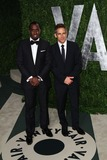 Diddy Combs Photo - 26 February 2012 - West Hollywood California - Sean Diddy Combs  Ben Stiller 2012 Vanity Fair Oscar Party hosted by Graydon Carter held at the Sunset Tower Photo Credit Ryan UplingStarlitepicsAdMedia