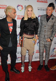 Adrian Young Photo - 16 May 2015 - Hollywood California - Tony Kanal Gwen Stefani Adrian Young No Doubt An Evening With Women 2015 Benefit for the LGBT Center of Los Angeles held at the Hollywood Palladium Photo Credit Byron PurvisAdMedia