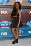 Adanna Duru Photo - 11 March 2015 - West Hollywood California - Adanna Duru American Idol Season 14 Finalists Party held at The District Photo Credit Byron PurvisAdMedia