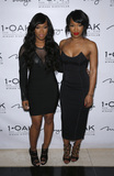 Malika Haqq Photo - 11 March 2016 - Las Vegas Nevada - Khadijah Haqq Malika Haqq    1OAK Nightclub inside The Mirage hosts extravagant birthday bash for Malika and Khadijah  Haqq Photo Credit MJTAdMedia