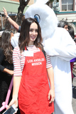 Ana De la reguera Photo - 14 April 2017 - Los Angeles California - Ana de la Reguera Los Angeles Missions Easter Celebration For The Homeless Photo Credit AdMedia